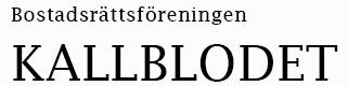 www.kallblodet.se Logo